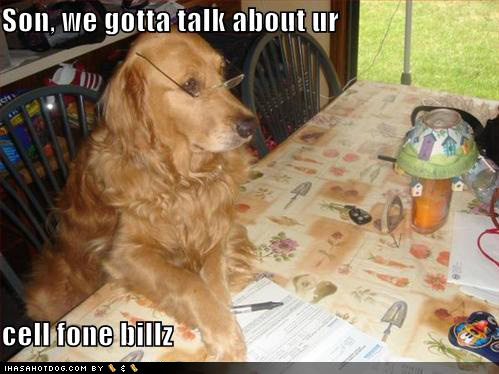 loldog-funny-dog-pictures-son-we-gotta-talk-about-ur-cell-fone-billz