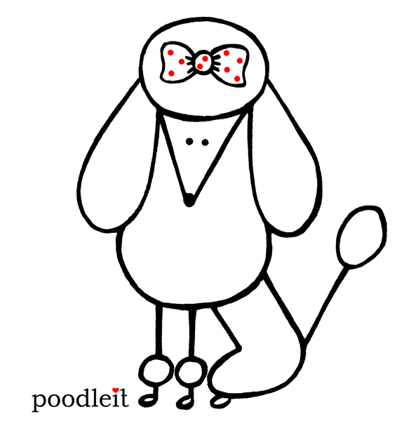 poodle_8inch