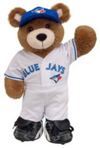 Toronto Blue Jays Build A Bear